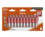 BAT-AA-FUJI Baterie alkalická typ AA - FUJITSU - 20 ks (blistr)