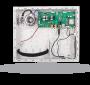 JA-106K-3G Ústředna s vestavěným 3G/LAN komunikátorem