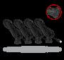 PS-SEN.S53 Sada 4 kusů čidel pro instalaci do kovového nárazníku