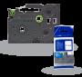 PT-TAPE02-BW Laminovaná páska k tiskárně PT-2430PC a PT-P700